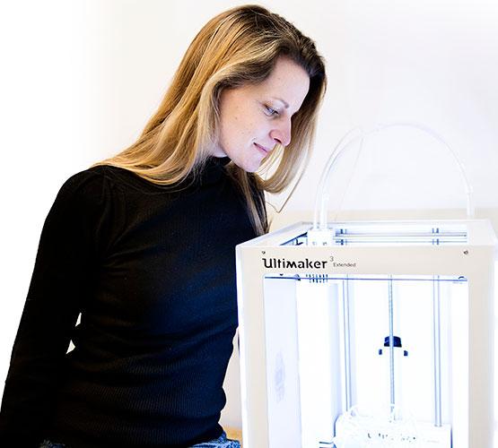 Made in Denmark: Med 3D-print ind i fremtiden